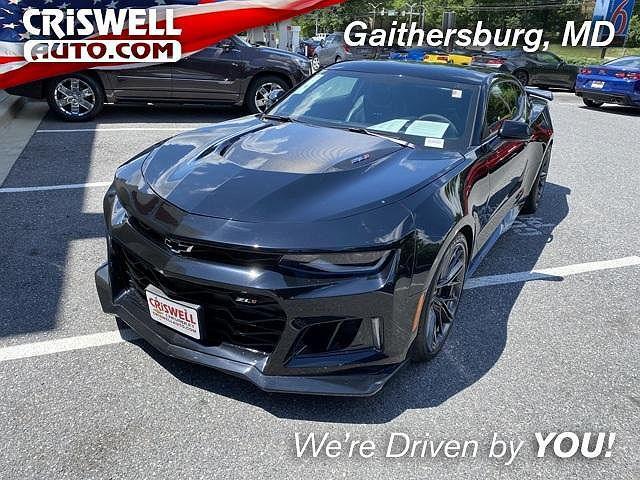 2018 Chevrolet Camaro ZL1 for sale in Gaithersburg, MD