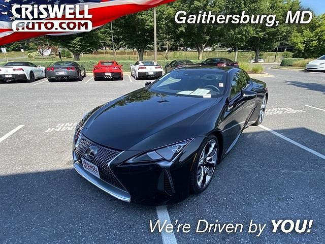2018 Lexus LC LC 500 for sale in Gaithersburg, MD