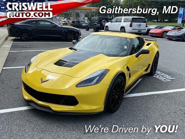 2019 Chevrolet Corvette Grand Sport 3LT for sale near Gaithersburg, MD