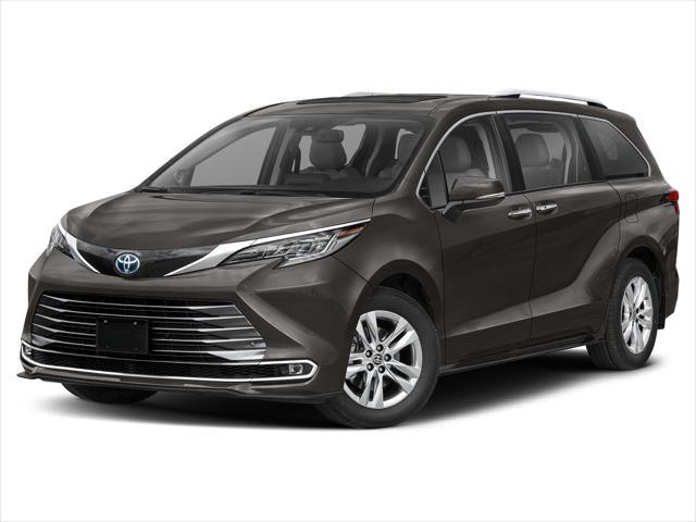 2022 Toyota Sienna Limited for sale in Vienna, VA