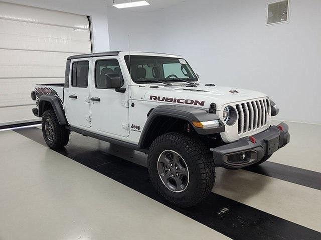 2020 Jeep Gladiator Rubicon for sale in Palatine, IL