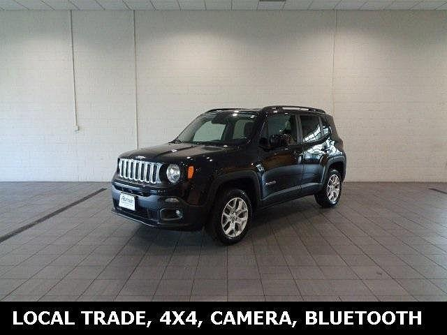 2017 Jeep Renegade Latitude for sale in Evansville, IN