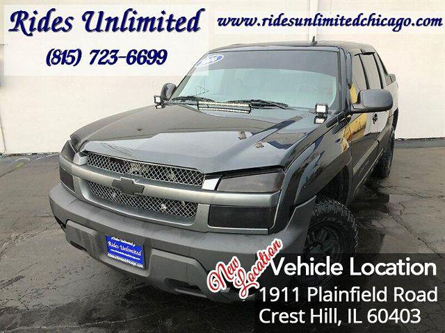 2006 Chevrolet Avalanche Z71 for sale in Crest Hill, IL