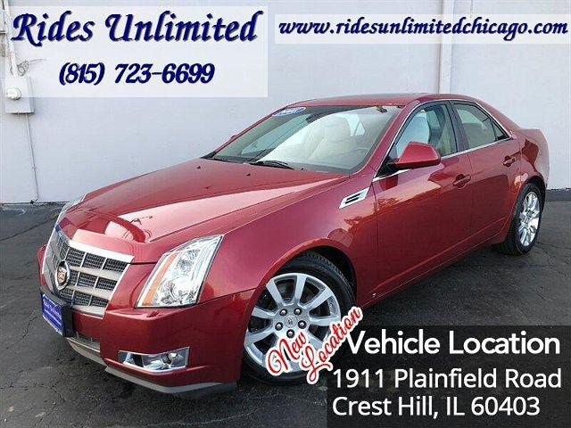 2008 Cadillac CTS AWD w/1SB for sale in Crest Hill, IL