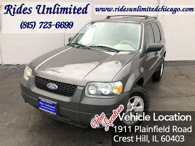 2005 Ford Escape XLT for sale in Crest Hill, IL