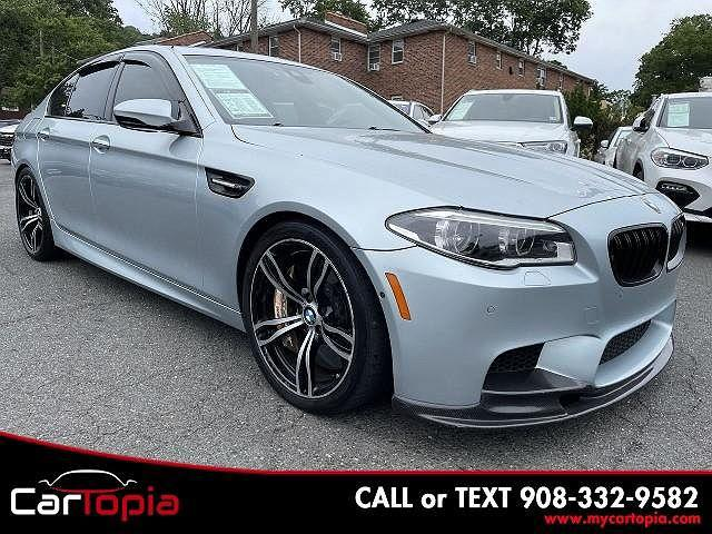 2015 BMW M5 4dr Sdn for sale in North Plainfield, NJ