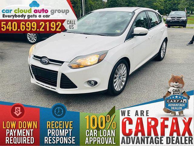 2012 Ford Focus Titanium for sale in Stafford, VA