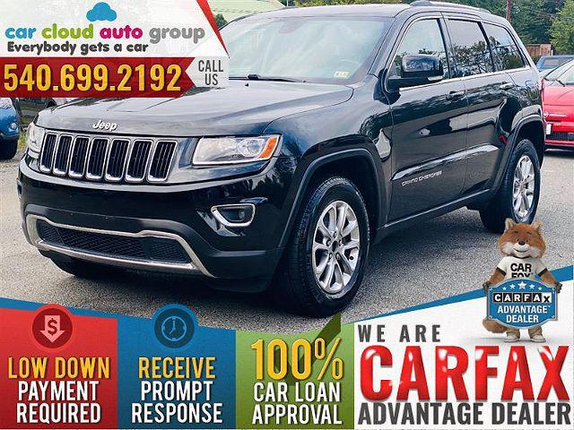 2014 Jeep Grand Cherokee Limited for sale in Stafford, VA