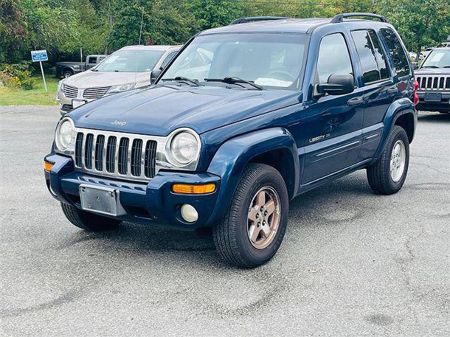 2002 Jeep Liberty Limited for sale in Stafford, VA