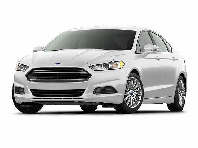 2016 Ford Fusion Titanium for sale in Stafford, VA