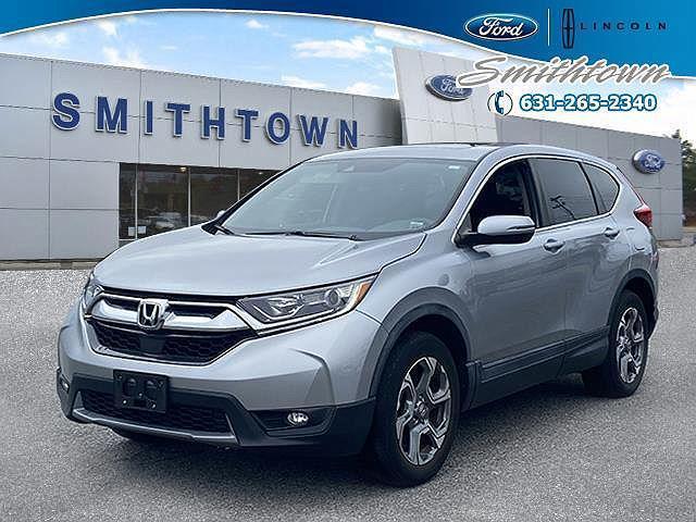 2017 Honda CR-V EX for sale in Saint James, NY