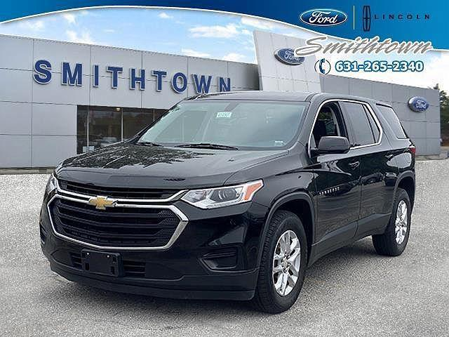 2018 Chevrolet Traverse LS for sale in Saint James, NY