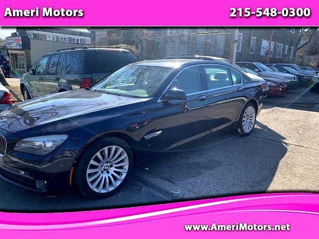 2010 BMW 7 Series 750Li xDrive for sale in Philadelphia, PA