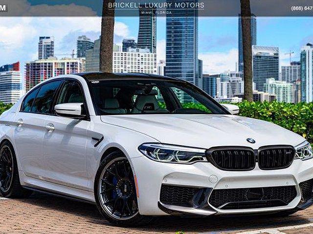 2020 BMW M5 Sedan for sale in Miami, FL