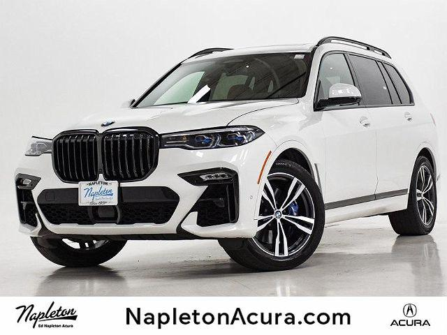 2020 BMW X7 M50i for sale in Elmhurst, IL