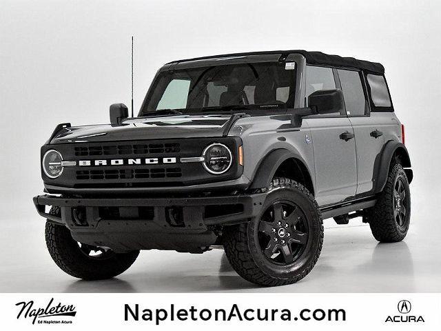 2021 Ford Bronco Black Diamond for sale in Elmhurst, IL