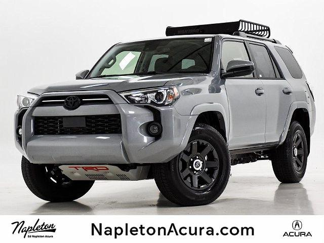 2021 Toyota 4Runner Limited for sale in Elmhurst, IL