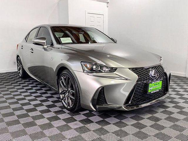 2017 Lexus IS IS 300 for sale in Tacoma, WA