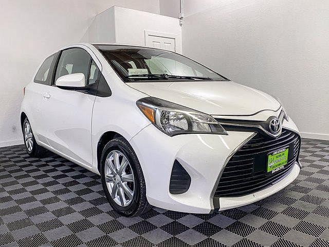 2016 Toyota Yaris LE for sale in Tacoma, WA