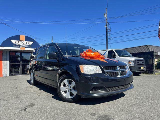 2013 Dodge Grand Caravan SE for sale in Totowa, NJ