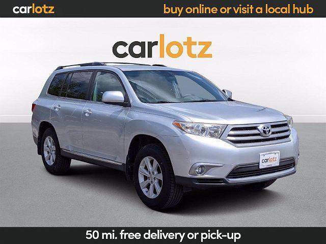 2013 Toyota Highlander SE for sale in San Antonio, TX