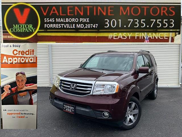 2013 Honda Pilot Touring for sale in District Heights, MD