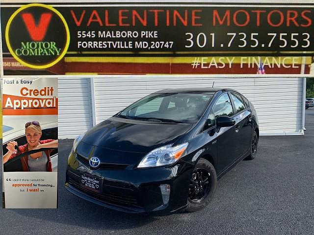 2015 Toyota Prius Two for sale in District Heights, MD