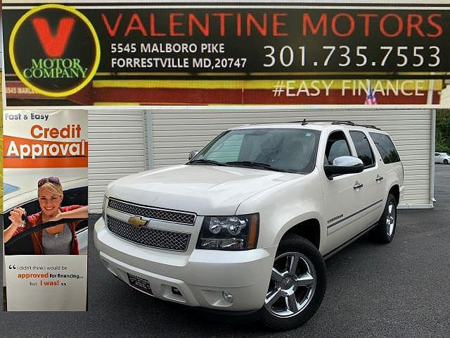 2013 Chevrolet Suburban LTZ for sale in District Heights, MD