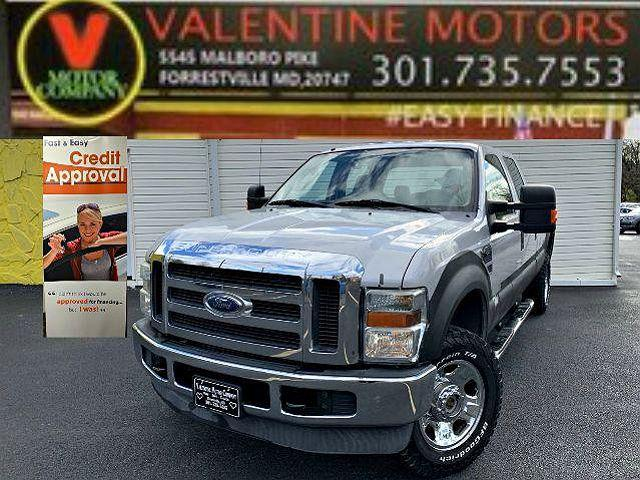 2008 Ford F-350 XLT for sale in District Heights, MD