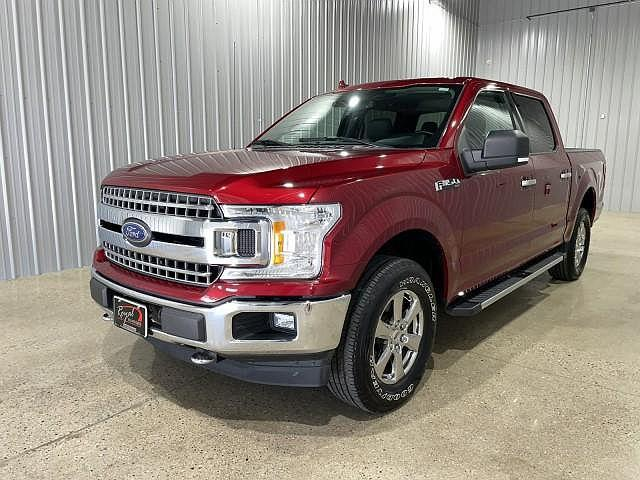 2018 Ford F-150 XLT for sale in Middlebury, IN