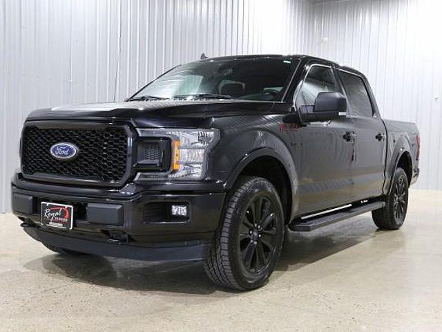 2019 Ford F-150 XLT for sale in Middlebury, IN
