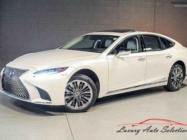 2018 Lexus LS LS 500h for sale in Chicago, IL