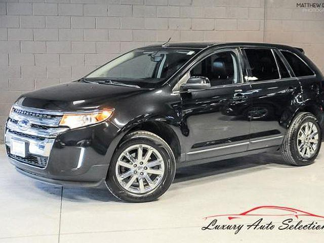2012 Ford Edge Limited for sale in Chicago, IL