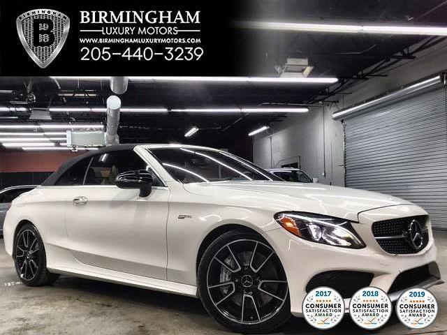 2017 Mercedes-Benz C-Class AMG C 43 for sale in Birmingham, AL