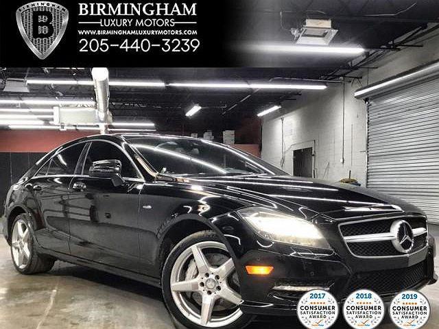 2012 Mercedes-Benz CLS-Class CLS 550 for sale in Birmingham, AL