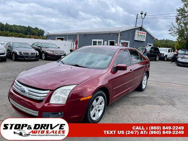 2007 Ford Fusion SE for sale in East Windsor, CT