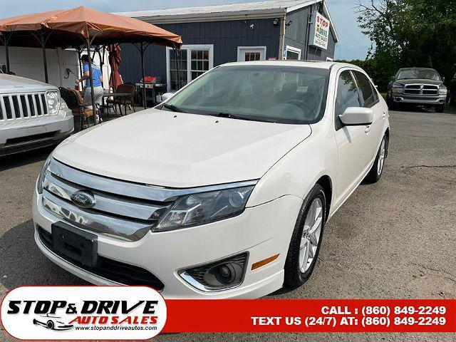 2010 Ford Fusion SEL for sale in East Windsor, CT