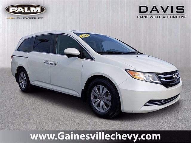2014 Honda Odyssey EX-L for sale in Gainesville, FL