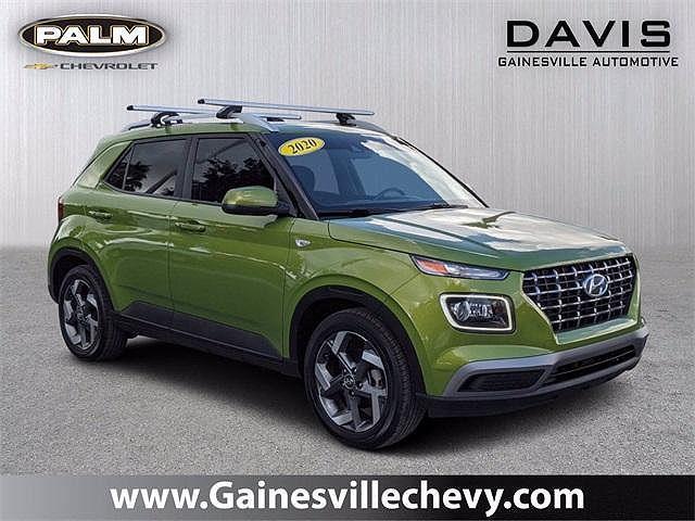 2020 Hyundai Venue SEL for sale in Gainesville, FL