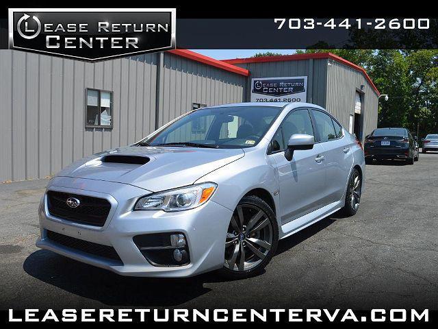 2017 Subaru WRX Premium for sale in Triangle, VA