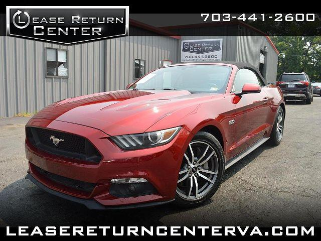 2016 Ford Mustang GT Premium for sale in Triangle, VA