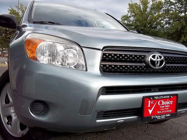 2007 Toyota RAV4 for sale near Fairfax, VA
