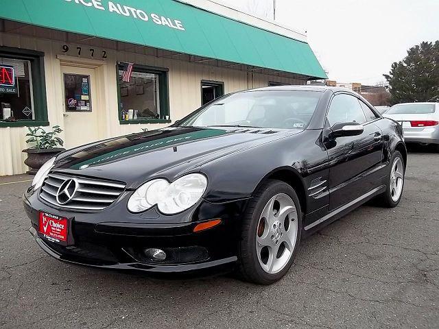 2005 Mercedes-Benz SL-Class 5.0L for sale in Fairfax, VA