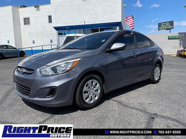 2016 Hyundai Accent SE for sale in Las Vegas, NV