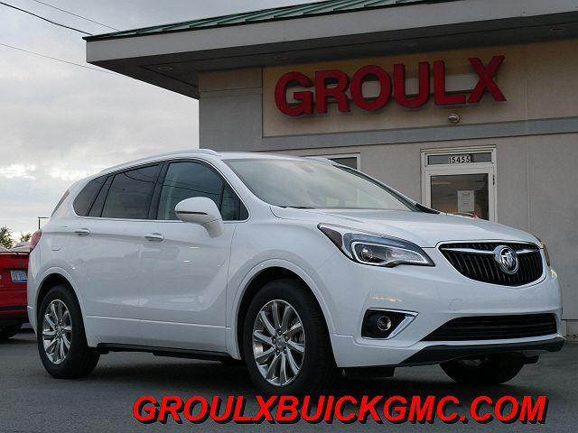 2020 Buick Envision Essence for sale in Monroe, MI