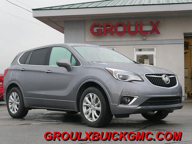 2019 Buick Envision Preferred for sale in Monroe, MI