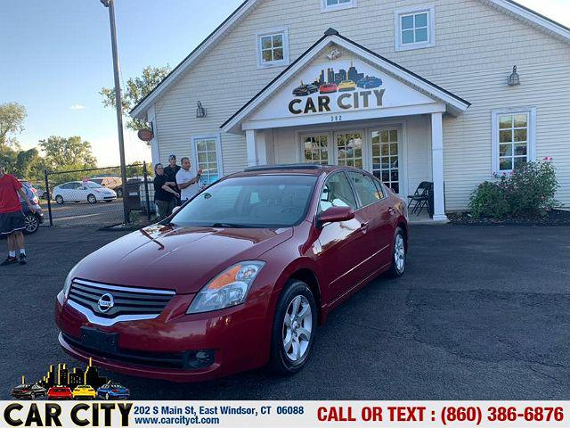 2008 Nissan Altima for sale near East Windsor, CT