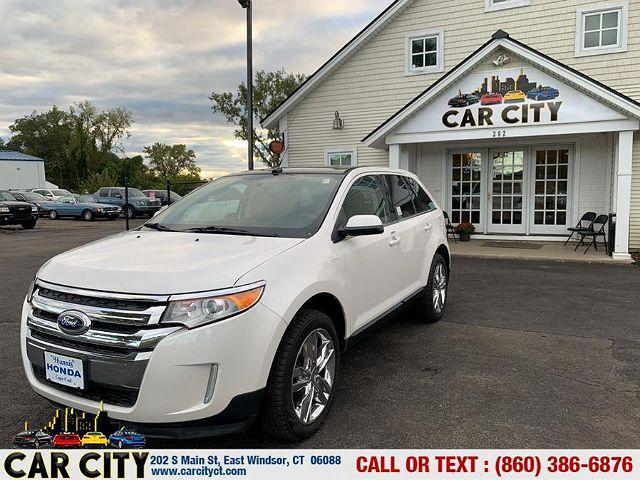 2013 Ford Edge Limited for sale in East Windsor, CT