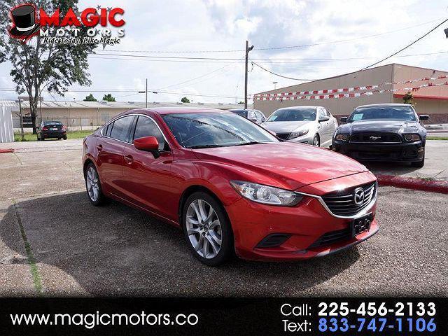 2015 Mazda Mazda6 i Touring for sale in Baton Rouge, LA