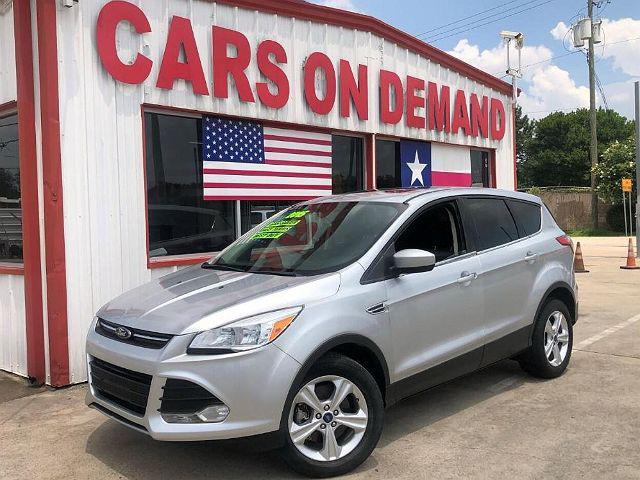 2015 Ford Escape SE for sale in Pasadena, TX